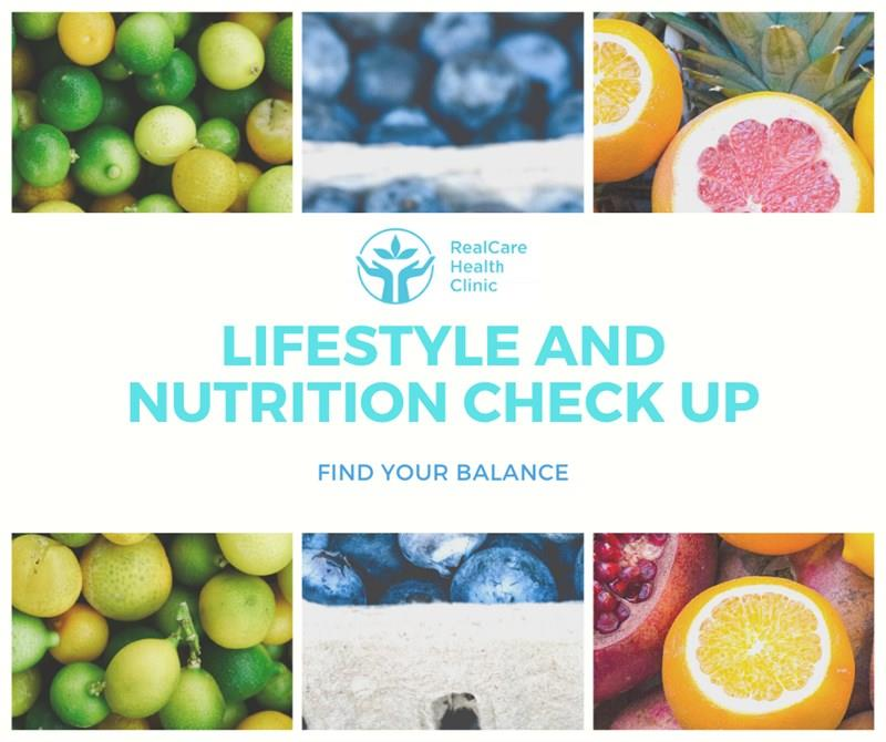 Lifestyle and Nutrition Check-Up